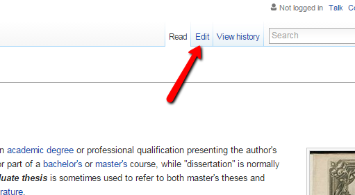 redactor in wikipedia